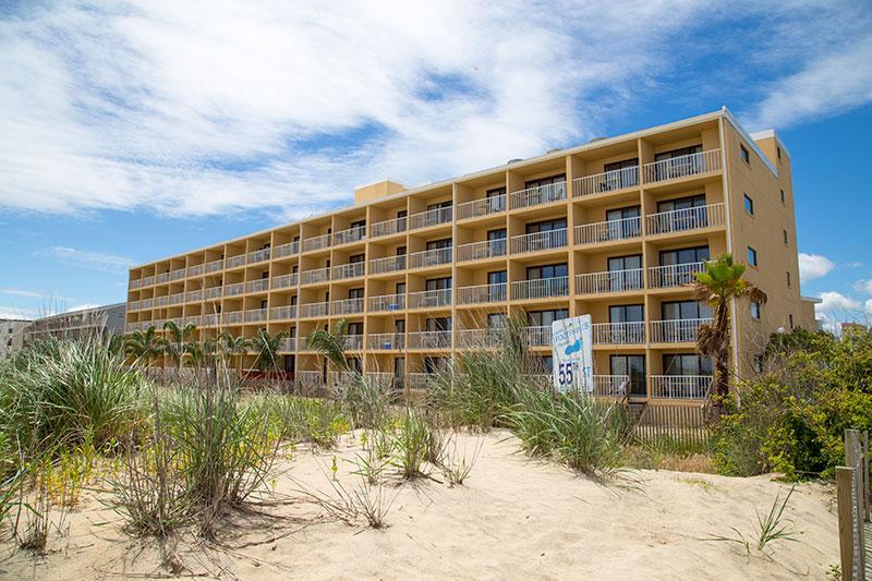 Ocean City Md Hotel Quality Inn Oceanfront