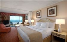 1 King Bed Ocean View
