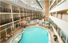 Atrium Pool Area