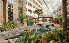 5 Story Tropical Atrium