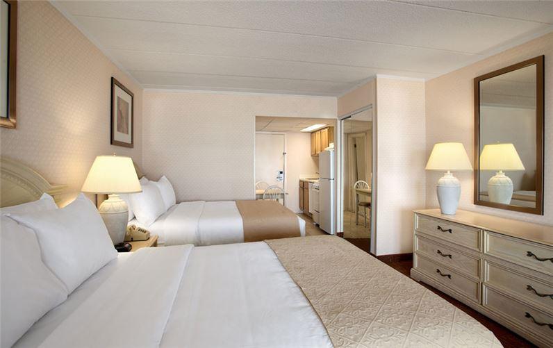 Ocean city md hotel photos quality inn oceanfront - 2 bedroom suites in ocean city md ...