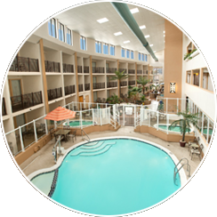 Tropical Atrium at Ocean City
