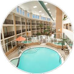 Tropical Atrium at Ocean City